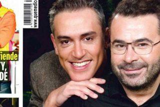 """Un """"triste"""" Kiko Hernández le dice adiós a Jorge Javier haciéndole una entrevista brutal en la que hablan de novios, de la Campos y de 'Sálvame'"""