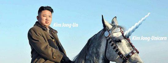 Corea del Norte asegura haber descubierto la guarida de un unicornio real
