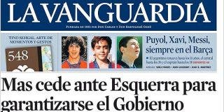 Artur Mas se rinde ante ERC para seguir de president y pacta un referéndum ilegal para 2014