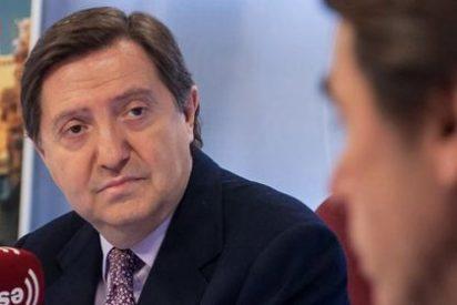 """Losantos a Aznar: """"Usted como todos los políticos no se arrepiente de nada, ni siquiera de sacrificar a Vidal Quadras"""""""