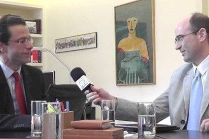"""Fernández-Lasquetty: """"Me sorprende que el PSOE se rasgue la vestiduras, la Junta de Andalucía tiene 17 hospitales privados trabajando para el sistema público"""""""