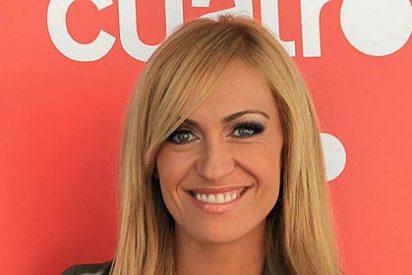 Luján Argüelles, la seductora celestina que casa tortolitos en 'Cuatro TV', se divorcia por Whatsapp