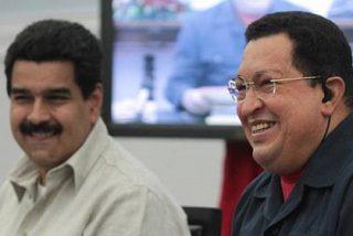 Hugo Chávez nombra sucesor por si muere y regresa a Cuba para operarse de nuevo
