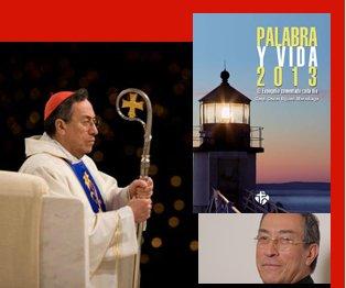 """Regalo de Navidad: """"Palabra y Vida 2013"""" (versión moible), gratis"""