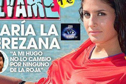 Del odio al despelote: el desnudo integral de Noemí Merino y María 'La Jerezana' ('GH12+1') en el calendario de 'Interviú'