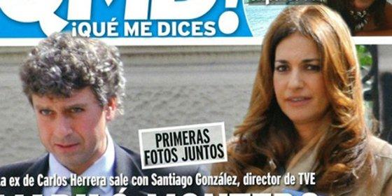 Mariló Montero rompe su relación con Santiago González