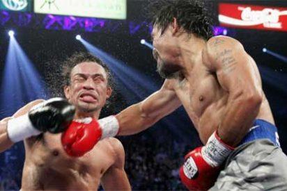 Video / Márquez noquea a Pacquiao en el sexto asalto