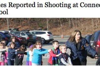 Veinte niños entre los 27 muertos en la bestial masacre perpetrada en el colegio de un pequeño pueblo de EE UU