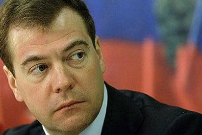 """Dimitry Medvedev: """"Hay extraterrestres entre nosotros y creo en Papá Noel"""""""