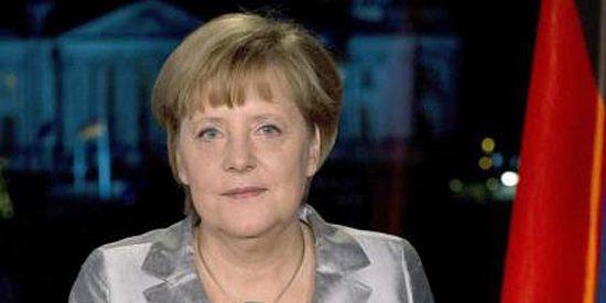 """Merkel: """"La crisis está lejos de ser superada y 2013 será más difícil que 2012"""""""