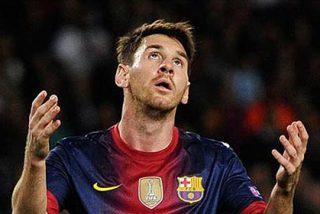 """Mourinho manda un mensaje a Messi: """"Alguno sale en camilla y juega a los dos días"""""""