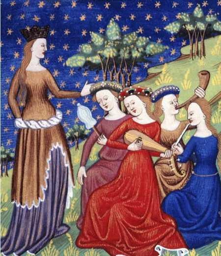 La relación Biblia-mujeres en el Medievo