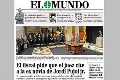 'El Mundo' de Pedrojota despelleja a 'El País' de Juan Luis Cebrián