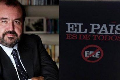 """El cinismo de Jose Luis Sainz, alias 'Pavarotti', con el comité de Empresa de El País: """"Aunque no lo creáis, colecciono todo vuestro 'merchandising'"""""""