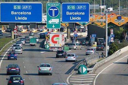 El peaje de las autopistas subirá un 2,40% el 1 de enero