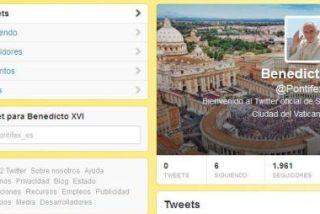 La cuenta del Papa en Twitter supera los dos millones de seguidores