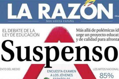 Con uno de Zamora y seis de Tarragona, 'La Razón' hace una encuesta