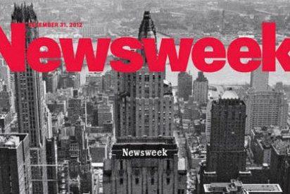 La revista 'Newsweek' entierra el papel y se hace sólo online el 31 de diciembre de 2012