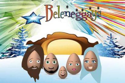 """""""Beleneggays"""": pesebres con dos """"San José"""" o dos """"Marías"""""""