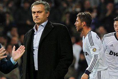 Los jugadores del Real Madrid han transmitido a Mourinho que están todos con él