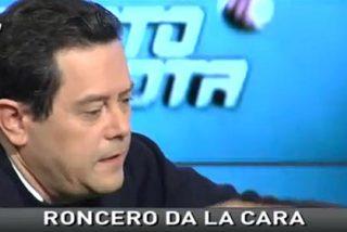 """Tomás Roncero: """"Me quito el sombrero con lo que ha hecho Cristiano Ronaldo"""""""