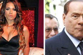 Ruby, la juvenil y maciza madame de Berlusconi, se fuga a México