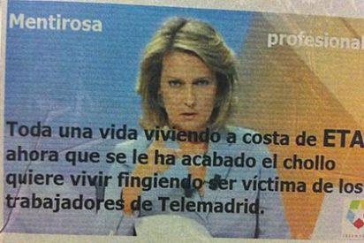 Isabel San Sebastián denuncia en Twitter los ataques que le hacen trabajadores de Telemadrid