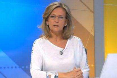 """Isabel San Sebastián: """"Telemadrid suspende mi programa y yo también me voy a la calle"""""""