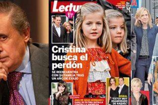 """Peñafiel sacude a Letizia por la indumentaria de las infantas: """"Nunca dos niñas han aparecido peor vestidas"""""""