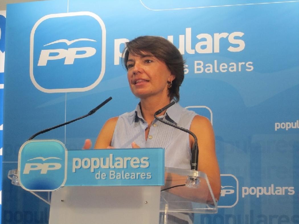 El Parlament balear ya tiene nueva presidenta pese al 'silencio' de toda la oposición
