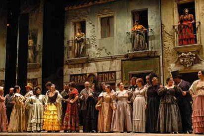 Palma acoge la Zarzuela 'Doña Francisquita' en el Teatro Principal