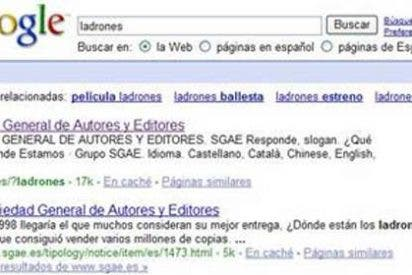 El Supremo absuelve al bloguero que posicionó en Google 'SGAE=Ladrones'