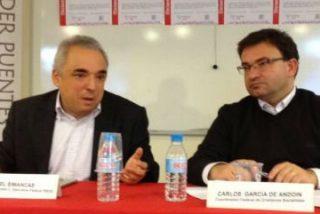 """Rafael Simancas: """"Estamos al borde de un gran estallido social"""""""