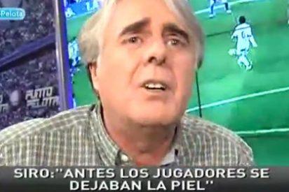 """Siro López explota contra algunos jugadores del Real Madrid: """"¡¿Pero que coño es eso de salir al campo a tocarse las bolas?!"""""""