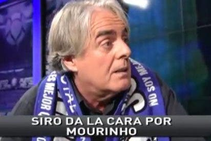 """Siro López se queda sólo en su defensa de Mourinho: """"Sigo pensando que es el mejor técnico para el Madrid"""""""