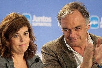 """Esteban González Pons: """"Las pensiones suben tanto como se podía, pero no tanto como se debía"""""""