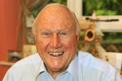 Detenido por violación el expresentador de la BBC de 82 años Stuart Hall