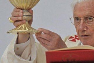 El papa sufre
