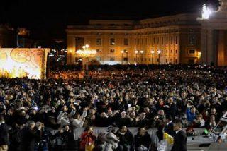 """El Papa a los jóvenes de Taizé: """"En el combate de la fe Dios no nos deja solos"""""""