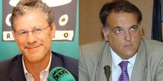 """Rajada de Javier Ares contra Javier Tebas, vicepresidente de la LFP: """"No seas cobarde, hipócrita ni falso"""""""