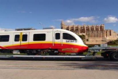 Arranca el tren Inca Exprés tras 'descarrilar' la gestión ferroviaria del Govern balear