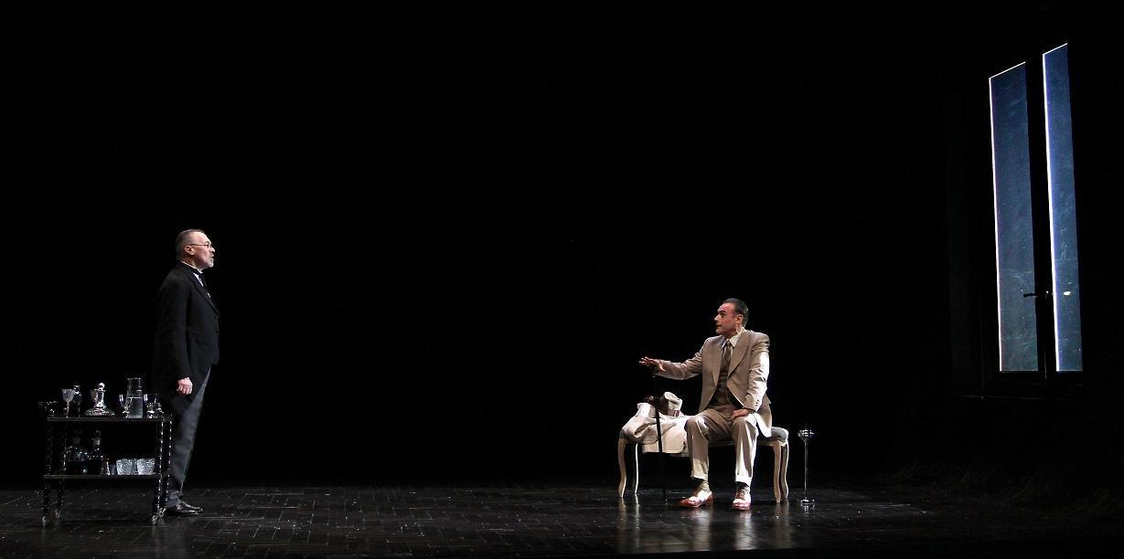 El veneno del teatro intoxica a Mario Gas