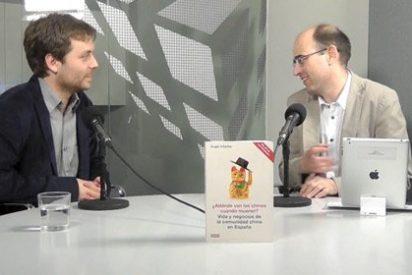 """Ángel Villarino: """"La policía italiana hizo el ridículo investigando si los restaurantes chinos cocinaban personas"""""""