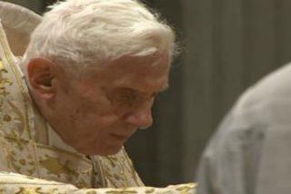 """Benedicto XVI: """"El mal hace más ruido que el bien"""""""