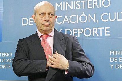 La 'españolización' de la educación en España, según el ministro Wert