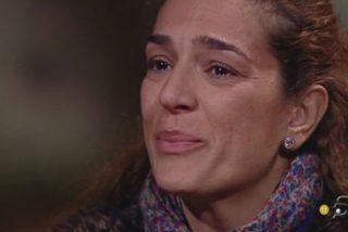 """Dolor extremo de una destrozada Raquel Bollo al hablar del accidente que casi le cuesta la vida: """"¡No me lo perdono!"""""""