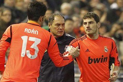 Al Real Madrid le bastan 9 para eliminar al Valencia, pero se lesiona Casillas