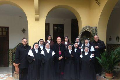 Las Agustinas Descalzas dejan su monasterio de Alcoi después de 400 años