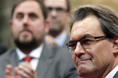 El Parlament catalán aprueba la declaración de soberanía con el desmarque del PSC y la 'espantada' del PP