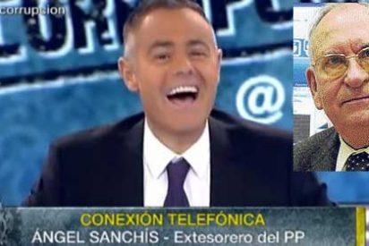 """Ángel Sanchís: """"Nunca jamás volvería a ser tesorero del PP"""""""